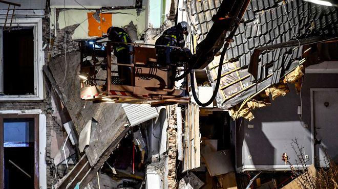 Importante explosion à Anvers- deux morts et plusieurs blessés 1