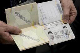 Les empreintes digitales du passeport ne sont jamais contrôlées