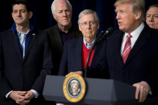 La Chambre adopte un financement d'urgence pour le gouvernement fédéral — États-Unis