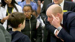 Le nouveau look du prince William- il a payé 200 euros pour se faire raser la tête 4