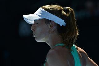 Open d'Australie- Alizé Cornet éliminée au 3e tour dans la canicule