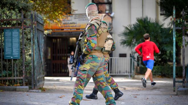 Abaissement du niveau de la menace terroriste en Belgique
