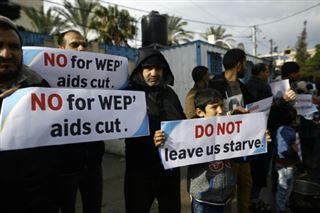 L'UNRWA rattrapée par les calculs politiques américains, dit son chef