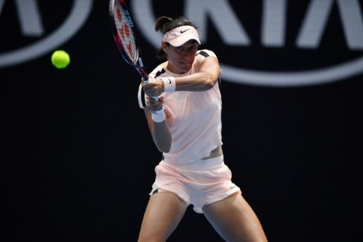 Première pour Caroline Garcia, qualifiée pour les 8es — Open d'Australie