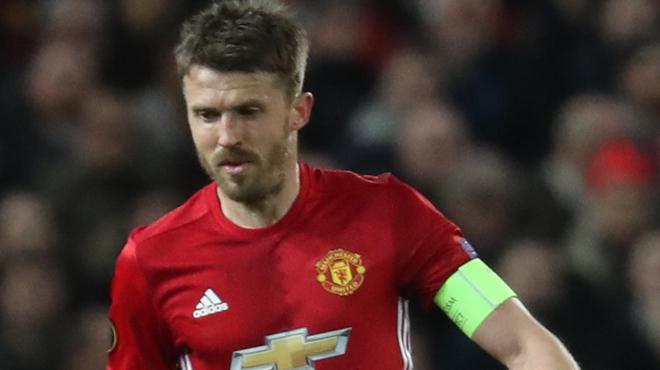 Probable retraite en fin de saison pour Carrick — Man United