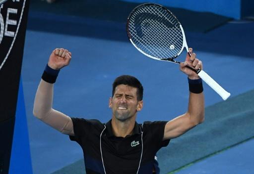 Open d'Australie: Djokovic file en deuxième semaine, tout comme Berdych