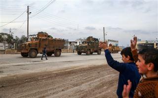 Turquie- arrestations pour propagande en lien avec l'offensive en Syrie