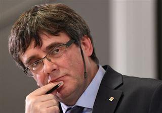 Puigdemont accuse l'UE de ne pas défendre les droits fondamentaux en Catalogne