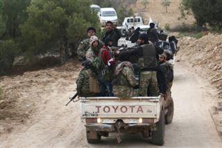 Syrie- raids aériens et combats au quatrième jour de l'offensive turque