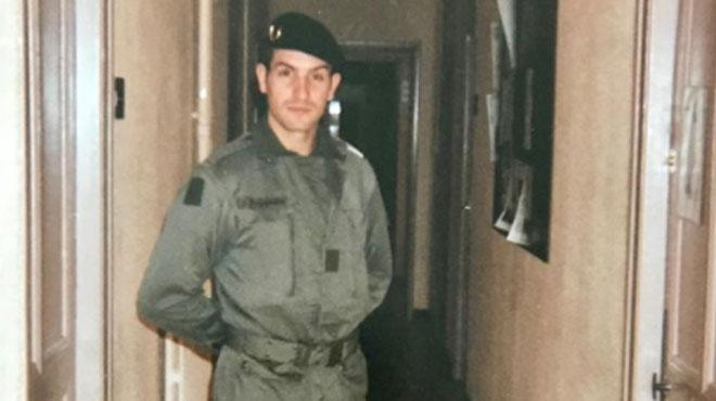 Jean Dujardin : photos souvenirs quand il était jeune