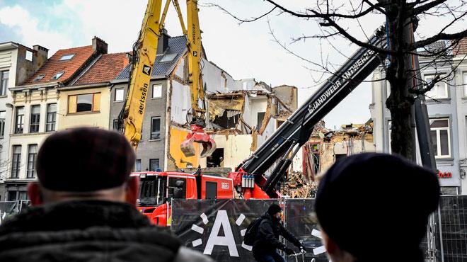 Explosion à Anvers: le CPAS avait demandé un contrôle du bâtiment qui n'a pas eu lieu