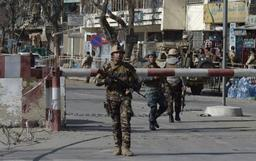 Afghanistan: au moins 40 morts dans l'explosion d'une ambulance piégée à Kaboul