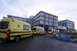 Inauguration officielle du nouvel hôpital Delta à Auderghem