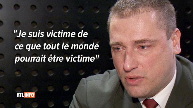 Policier, Laurent Carlier dit être victime d'acharnement judiciaire: condamné, il fait appel
