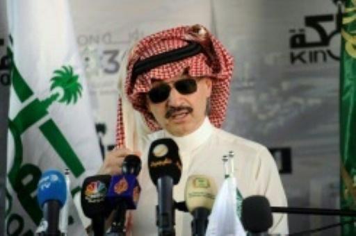 Le prince saoudien Al-Walid libéré après un