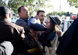 Tunisie: des militants LGBT empêchés de manifester pour raisons de