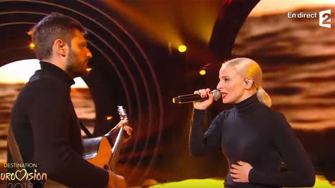 Voici la chanson qui représentera la France à l'Eurovision