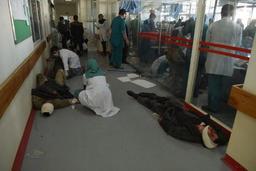 Attentat à Kaboul - Le bilan de l'attentat atteint 103 morts et 235 blessés