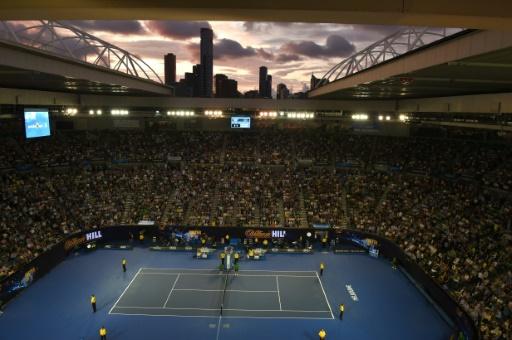 Open d'Australie: la finale Federer-Cilic jouée avec le toit fermé