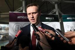 L'opposant russe Navalny interpellé par la police à Moscou