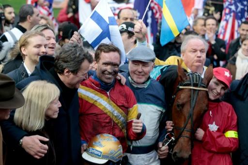Le trotteur suédois Readly Express remporte le 97e Grand Prix d'Amérique