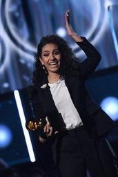 Grammys 2018 - Alessia Cara