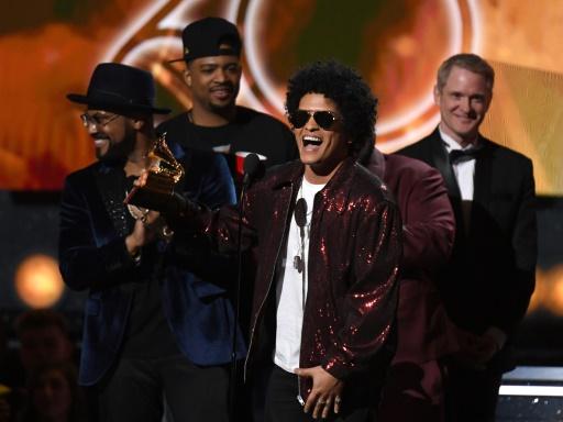 Grammy Awards: les vainqueurs des principales catégories