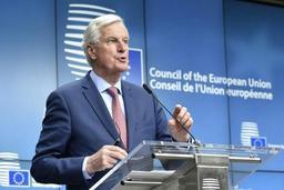 Pour Barnier, il est