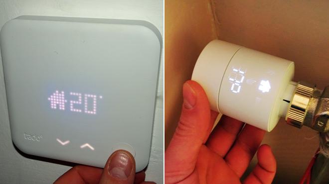 Un thermostat intelligent (et 100% européen) permet de contrôler chaque radiateur individuellement: fait-on vraiment des économies d'énergie ?