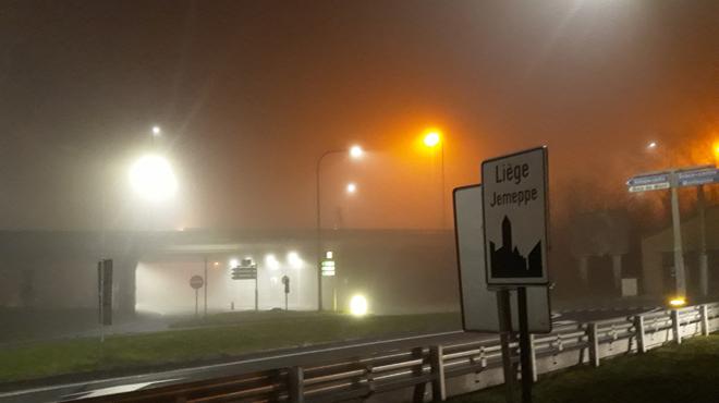 Prévisions météo: attention au brouillard givrant sur les routes en Wallonie