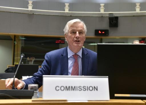Brexit: l'UE prête à lancer la négociation d'une période de transition