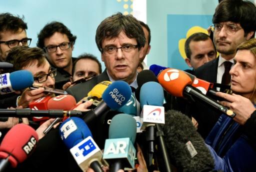 Puigdemont, l'exilé coqueluche des nationalistes flamands
