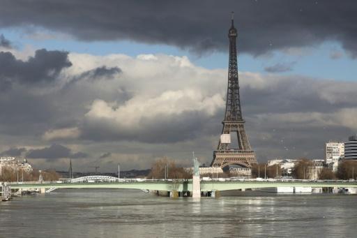 La tour Eiffel a reçu plus de six millions de visiteurs en 2017