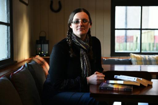 Une institutrice écossaise star de la littérature en Chine