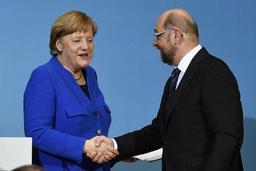 Les partenaires de coalition pressentis se mettent d'accord sur le regroupement familial en Allemagne