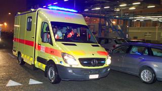 Accident hier soir à Anhée: un jeune conducteur entre la vie et la mort