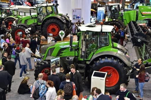 Le marché des tracteurs a progressé en France en 2017