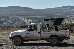 La Turquie intensifie ses raids sur Afrine au 10e jour de l'offensive en Syrie