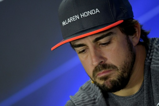 Auto Endurance: Fernando Alonso en piste pour les 24 Heures du Mans