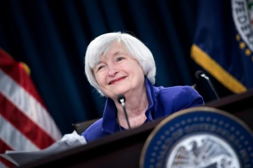 Début d'une réunion monétaire de la Fed, la dernière de Janet Yellen