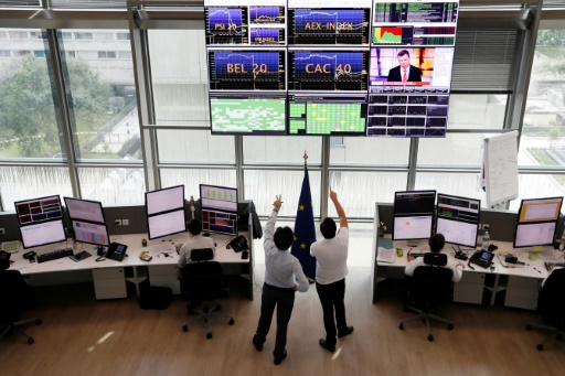La Bourse de Paris lâche du lest sur fond de prises de bénéfices
