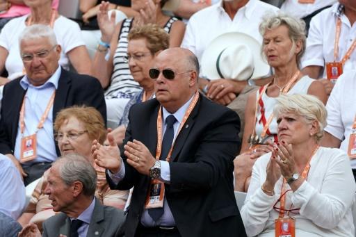Tennis: le jugement du patron de la FFT pour favoritisme mis en délibéré au 28 mars