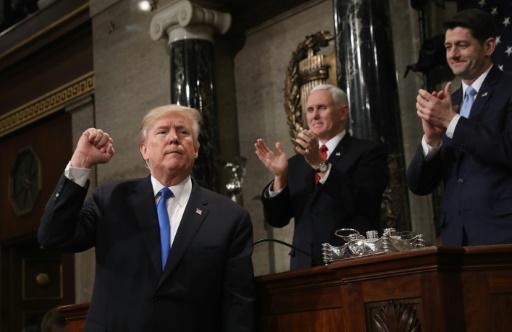 Trump met en garde contre toute