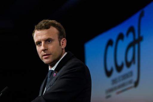 Macron veut inscrire au calendrier un jour commémorant le génocide arménien