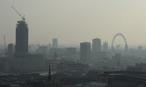 Les principaux polluants de l'air