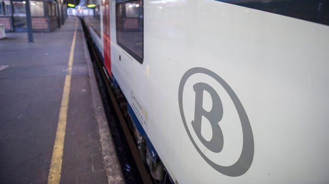 Trains bloqués à Soignies et passagers