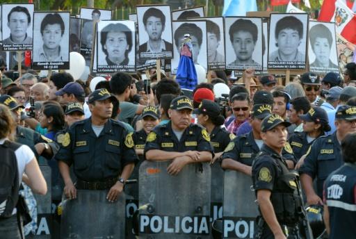 Pérou: nouvelles manifestations contre la grâce d'Alberto Fujimori