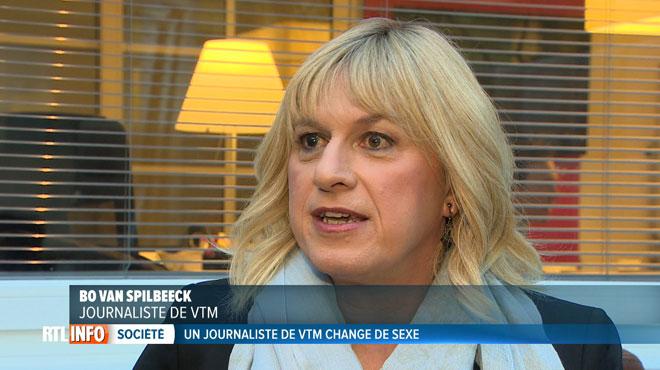 Comment la femme et les enfants de la journaliste Bo van Spilbeeck réagissent-ils au changement de sexe de leurpère?