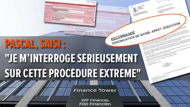 Le SPF Finances a changé ses règles: fini le 2ème rappel, c'est la saisie directe