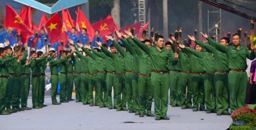 Célébrations au Vietnam pour le 50e anniversaire de l'offensive du Têt